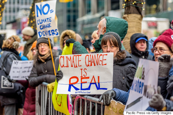trump science protest