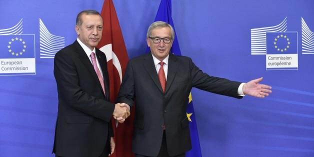 EU-Beitritt der Türkei? Macht dem peinlichen Theater endlich ein Ende!