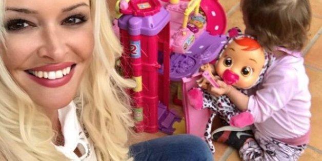 Daniela Katzenbergers kleine Tochter wurde zu Ostern reichlich beschenkt - ihre Fans sind darüber empört
