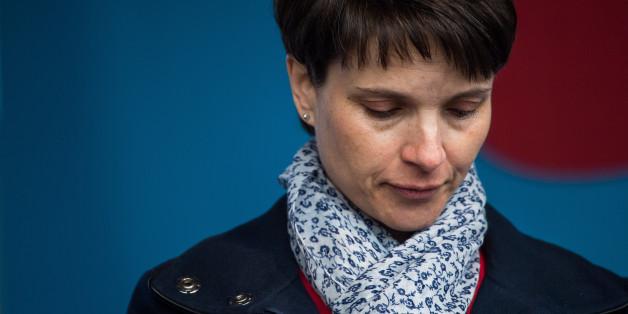 Frauke Petry verzichtet auf die Spitzenkandidatur ihrer Partei