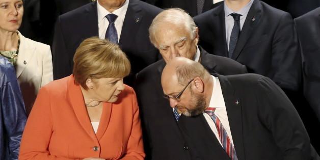 Wie gerecht ist Deutschland? Merkel und Schulz haben einen fundamental unterschiedlichen Blick auf unser Land