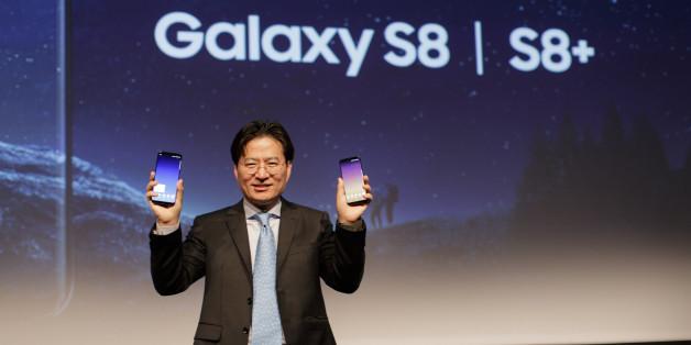 Luis Park, président Samsung Electronics Maghreb