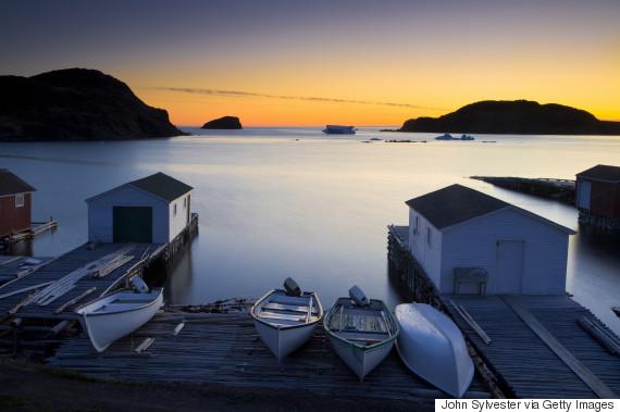 fishing boat newfoundland