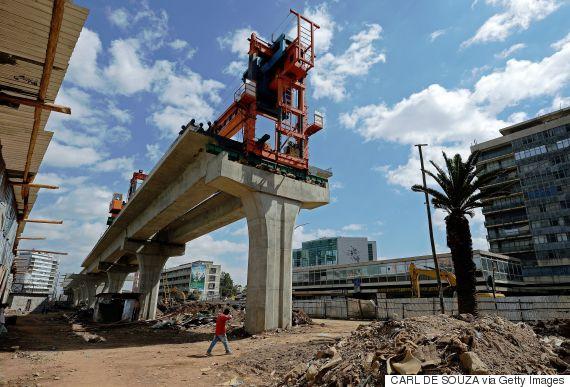 ethiopia railroad construction