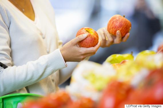 fruit vegetables supermarket