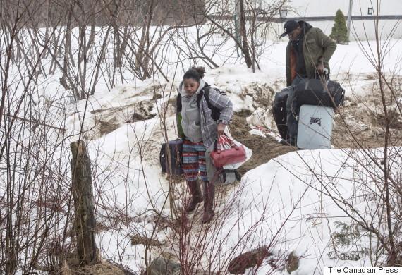 asylum seekers canada