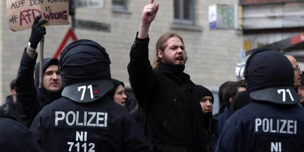 AfD-Parteitag in Köln: Frauke Petry verrät, wie viel der Polizeieinsatz kostet