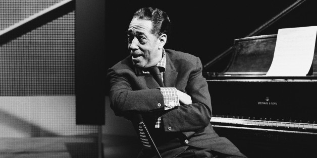 THE SUBJECT IS JAZZ -- 'What is Jazz' Episode 1 -- Pictured: Duke Ellington -- (Photo by: NBC/NBCU Photo Bank via Getty Images)