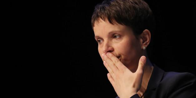 Niederlage für Petry: AfD-Parteitag befasst sich nicht mit ihrem Zukunftsantrag