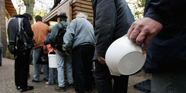 Eine Zahl zeigt, wie wenig Millionen Menschen in Deutschland vom Wirtschaftsboom profitieren