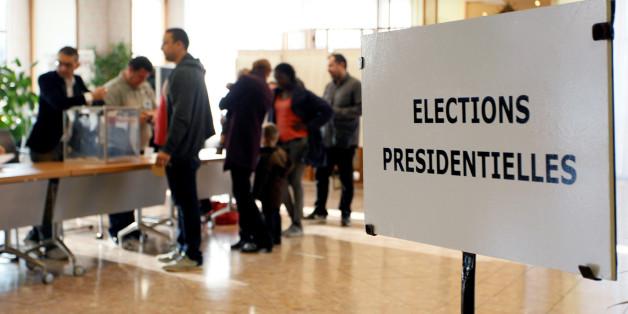 Präsidentschaftswahlen in Frankreich verfolgen - das ist auch im Internet möglich