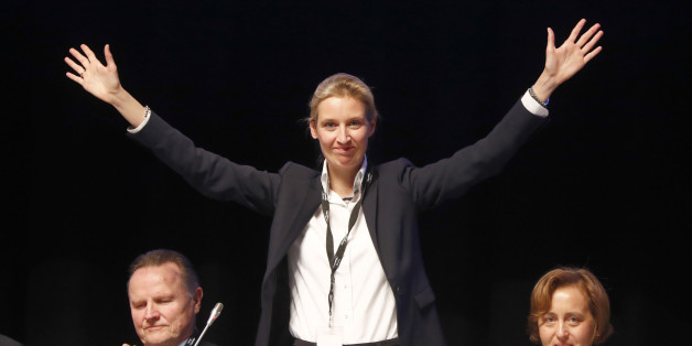 Die große Unbekannte: Wer ist Alice Weidel, die neue Spitzenkandidatin der AfD?