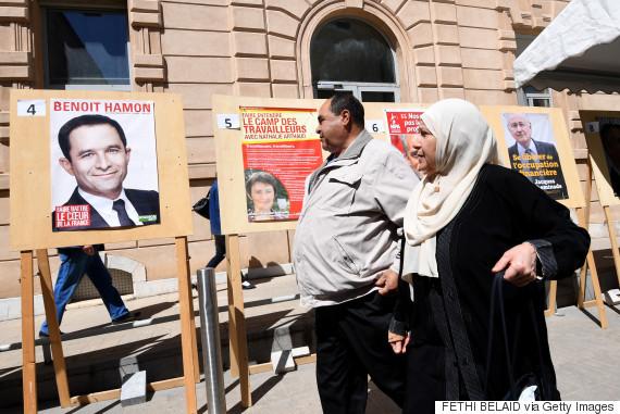 france election 23 april 2017