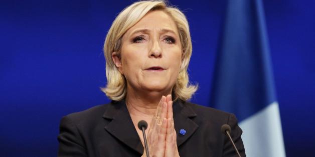 So wahrscheinlich ist es jetzt, dass die Rechtspopulistin Le Pen Präsidentin wird