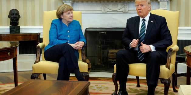 Insider-Bericht: Merkel musste Trump die EU erklären - erst beim 11. Mal hatte er es verstanden