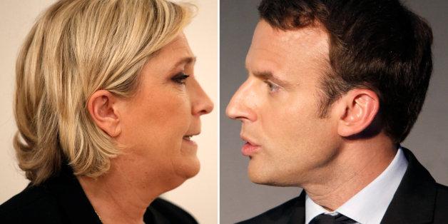Marine Le Pen s'est qualifiée pour le second tour des élections présidentielles françaises.