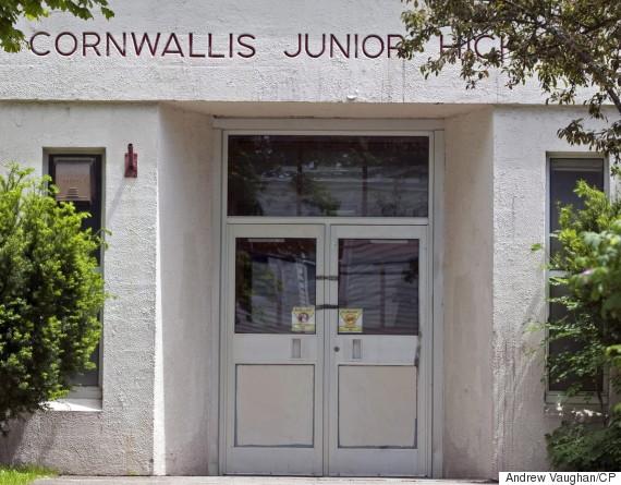 cornwallis school