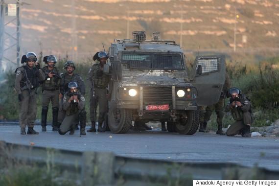 israeli occupation 2017