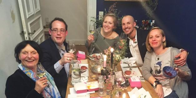 """Die erste Ausgabe des """"neuen"""" """"Perfekten Dinners"""" fand in Hamburg statt"""