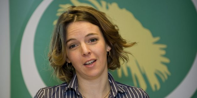 This file picture taken on January 19, 2009 in Stockholm shows UN Swedish employee Zaida Catalan.  