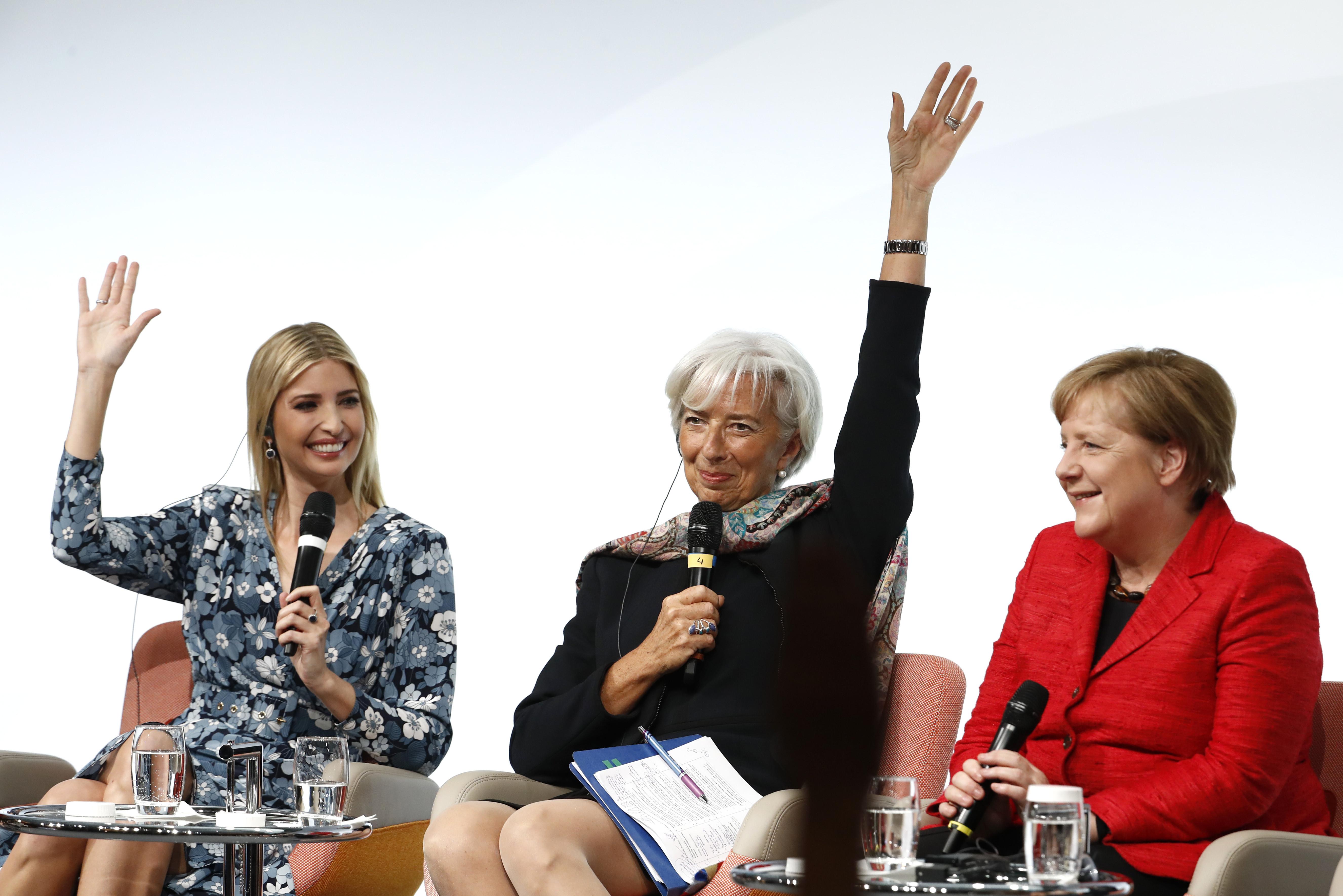 merkel women 20 summit