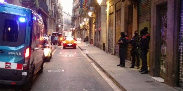 Huit Marocains arrêtés à Barcelone dans une vaste opération antiterroriste
