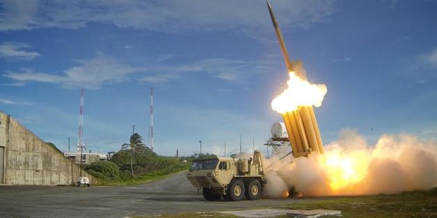 Das Raketenabwehrsystem THAAD provoziert China