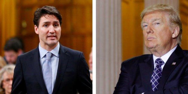Eisige Stimmung herrscht zwischen Kanada und den USA