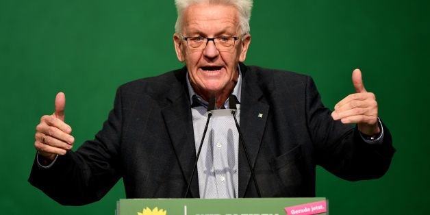 """Grünen-Ministerpräsident Kretschmann: """"Die Aufgabe von Politikern ist nicht, Menschen zu erziehen"""""""