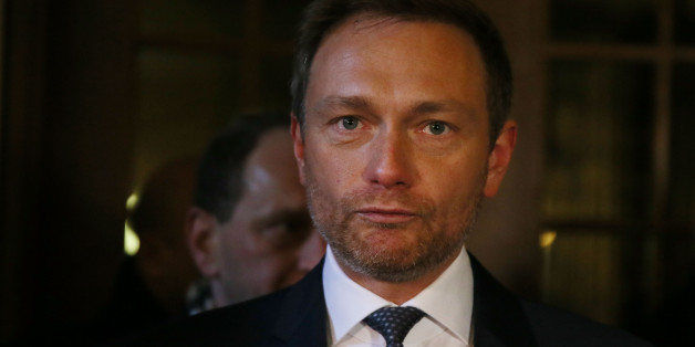 """""""Lindner gibt den Gauland"""": FDP-Chef sorgt mit Interview für Empörung"""