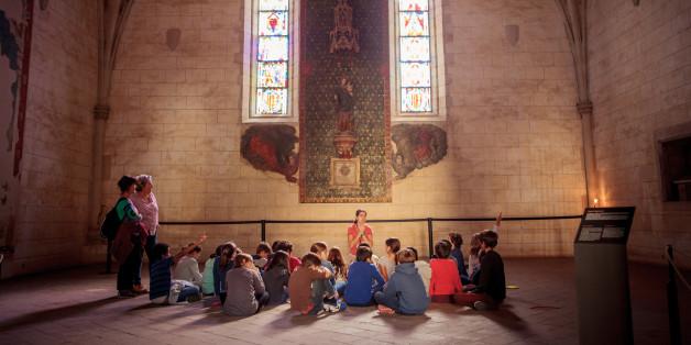 36 Dinge, die du nur kennst, wenn du auf einer streng katholischen Schule warst