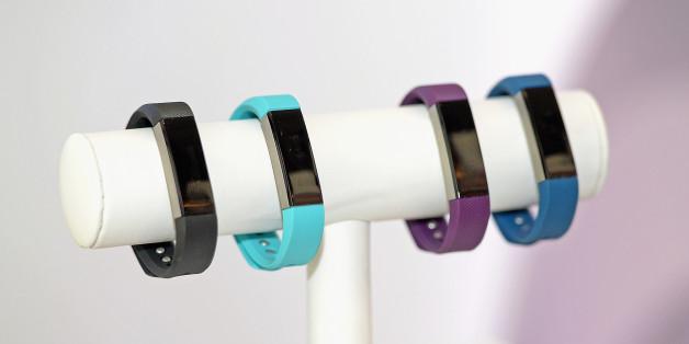 Fitbit-Armbänder messen verschiedene Daten zum Körper des Trägers.