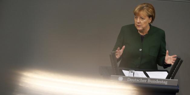 Kanzlerin Merkel stellt Brexit-Kurs vor – doch spricht zuerst nur über die Türkei