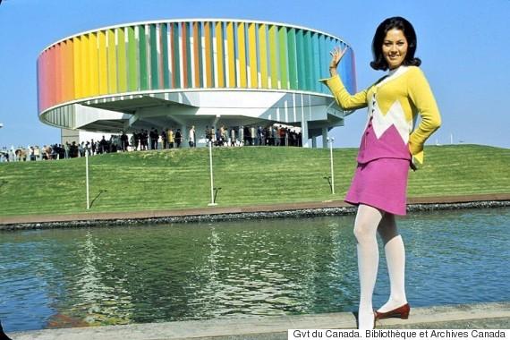 hotesse expo 67
