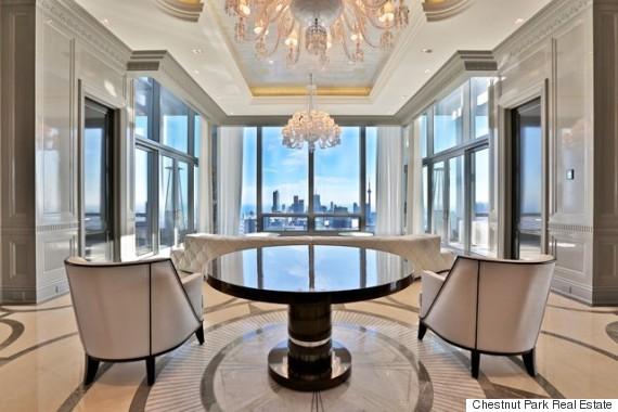 toronto penthouse
