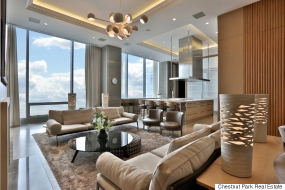 36m Toronto Penthouse Comes With Over The Top History And
