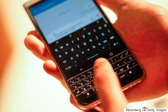 the keyone blackberry