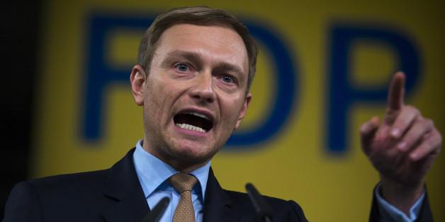 Christian Lindner wird auch auf dem Bundesparteitag der FDP sprechen