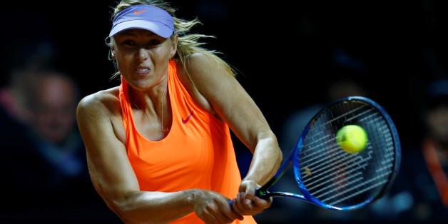 Sharapova trifft in Stuttgart auf Kontaveit