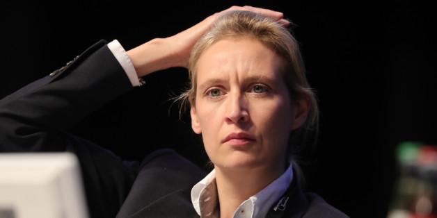 Die Doppelmoral der AfD-Spitzenkandidatin Alice Weidel