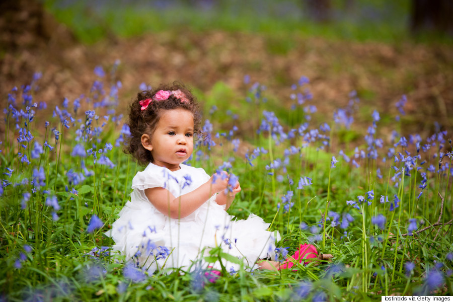 Spring Baby Names Floral Names Are The Most Popular In 2017