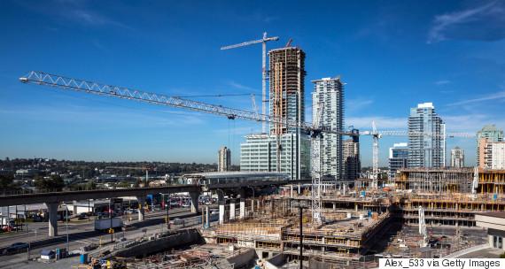 vancouver construction