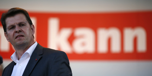 Absurder Vorwurf: AfD gibt SPD-Vize Stegner die Schuld an Angriff auf AfD-Politiker