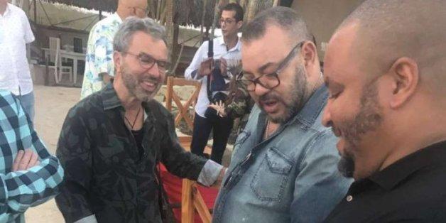 Le roi Mohammed VI a achété 18 oeuvres à un artiste cubain