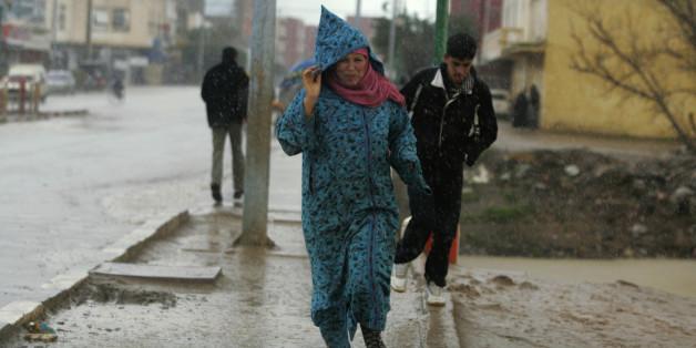Samedi pluvieux et orageux dans plusieurs régions du Maroc