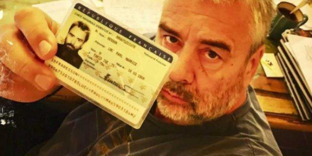 """Luc Besson met en garde contre """"la grande arnaque"""" de Marine Le Pen"""