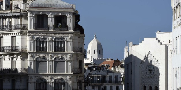 A general view taken on July 28, 2015 shows buildings in the centre of the Algerian capital, Algiers. AFP PHOTO / FAROUK BATICHE        (Photo credit should read FAROUK BATICHE/AFP/Getty Images)