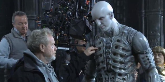 Ridley Scott est convaincu que les extraterrestres existent