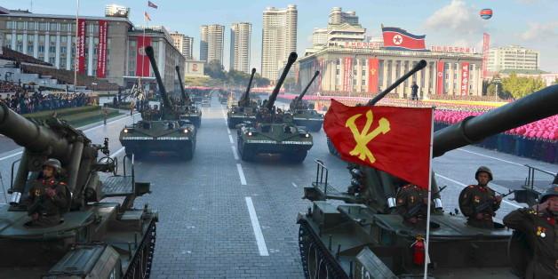 """""""Größte Pulverfass der Geschichte"""": Wie in Nordkorea der Dritte Weltkrieg beginnen könnte"""