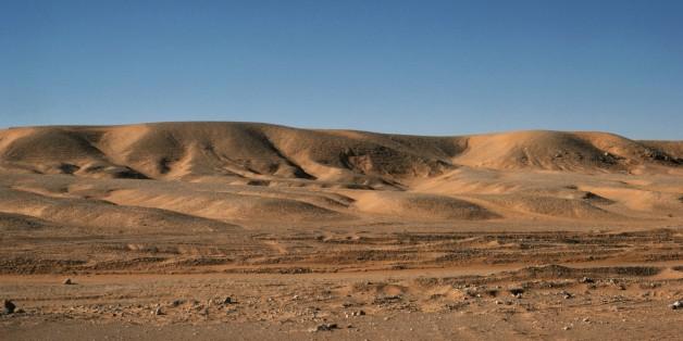 ALGERIA - MARCH 18: Sahara Desert near Ouargla, Algeria. (Photo by DeAgostini/Getty Images)